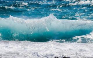 ТОП-10 самых больших морей