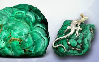 Великолепные свойства камня малахит, кому подходит по знаку