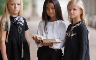 Стильные школьные сарафаны для девочек: 70 лучших идей на весь учебный год