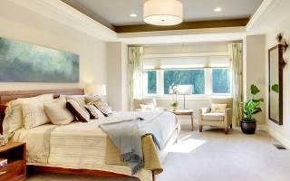 Выбираем светильники для спальни: идеи + лучшие модели