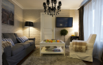 Как зонировать квартиру-студию: 56 квадратных метров в Москве