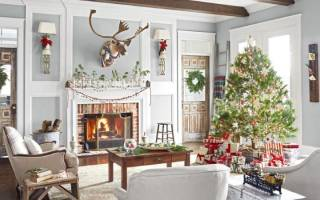 Рождество по-скандинавски: 7 главных элементов декора