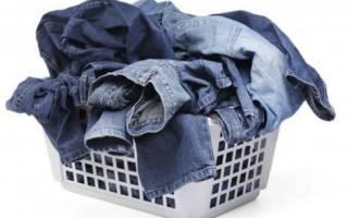 Как правильно стирать джинсы в стиральной машине: правильный режим стирки