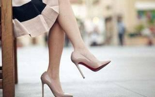 Модная обувь весна-лето 2020. Новинки сезона