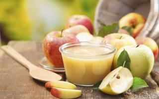 Нежное яблочное пюре со сгущенкой на зиму