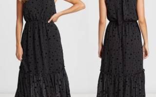 Летние платья: модные тенденции 2020 года