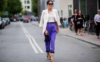 Тренды уличной моды лета 2020: стильные луки, 70+ изящных сочетаний