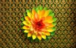 Изготавливаем питательный бальзам для губ «Волшебный цветок» своими руками