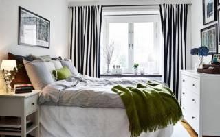 Как обустроить спальню 10 км.м в современном стиле, реальные фото дизайна