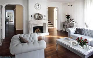 Гостиная во французском стиле: 7 советов, 28 примеров