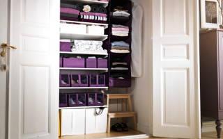 Как быстро и эффективно организовать порядок в шкафе с одеждой