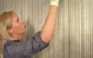 Как сделать на стене эффект патины: мастер-класс