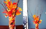 Осенние листья в интерьере: 7 простых и стильных идей