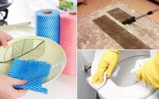 Сделай сантехнику чистой, используя лишь 2 недорогих средства