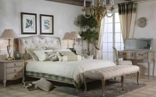 Роскошь романтики в состоянии покоя: спальня в стиле прованс, 70 фото лучших интерьеров