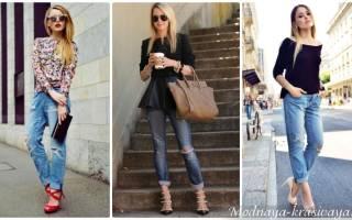 Рваные джинсы: Стильные женские образы