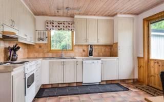 Как создать атмосферу Франции на даче? Удачный ремонт в кухне-столовой и гостиной