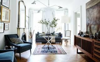 8 советов для создания интерьера в стиле эклектика
